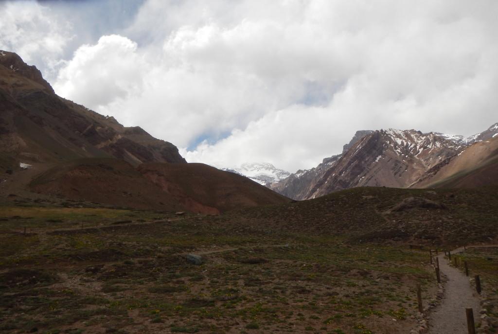 Aconcagua Provincial Park Lower Trail
