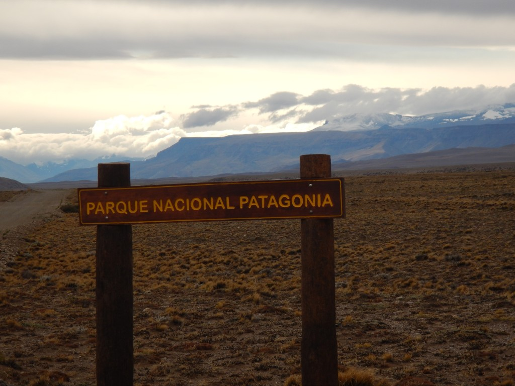 The Argentine side of Patagonia Park.